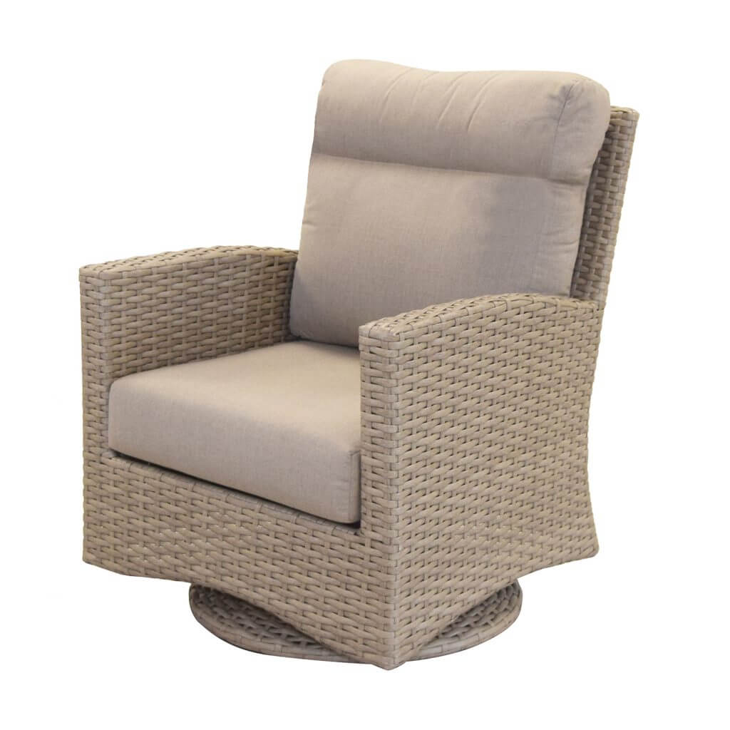 Grand Stafford Universal High Back Swivel Rocker
